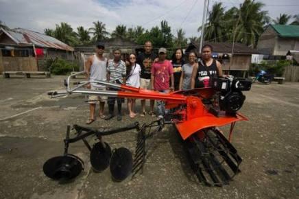 Kapit Bisig Kabataan Network's Relief and Rebuild Mission, Summer 2014