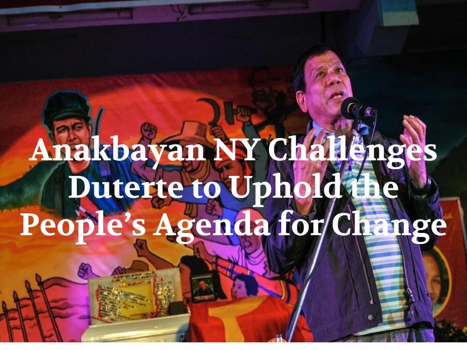 Duterte inauguration title pic